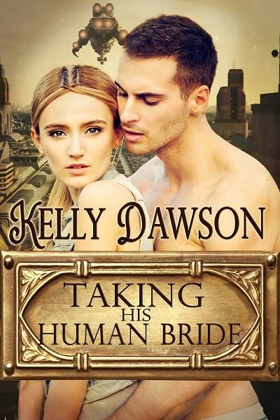 Taking His Human Bride Cover-KD